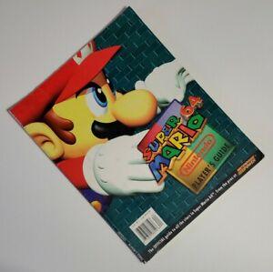 Super-Mario-64-Official-Nintendo-Power-Player-039-s-Guide