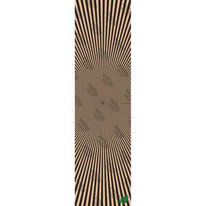 "Mob Skateboard Griptape Webbed Graphic Clear 9/"" x 33/"" Grip Tape Sheet"