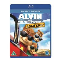 Alvin and the Chipmunks The Road Chip [Blu-Ray]	 Brand New