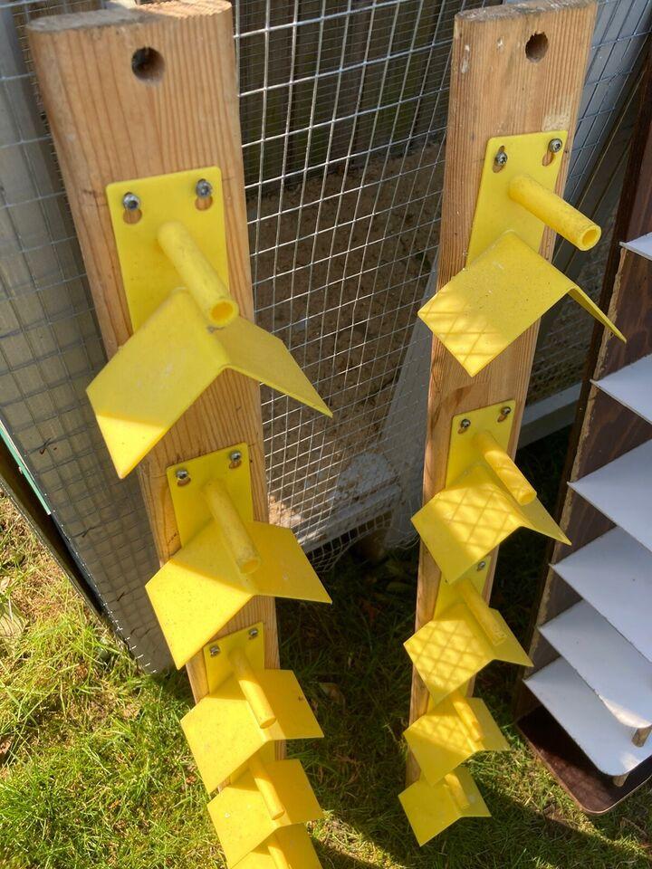 Andet udstyr til fugle
