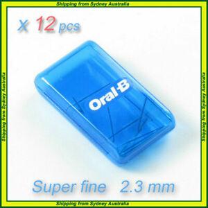 12-ORAL-B-Interdental-brush-Genuine-Brush-Refills-Super-FIne-2-3-mm-Cylindrical