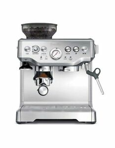 NEW Breville BES870 Barista Express Coffee Machine Grey 9312432019910 eBay