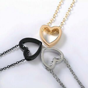 3Colors-Charm-Women-Stainless-Steel-Heart-Pendant-Necklace-Chain-Lover-Jewellery