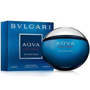 BLVGARI Aqva Atlantiqve 3.4 oz EDT for men 783320911668   eBay c967833c78