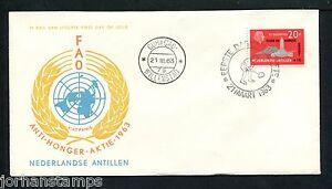 Ned. Antillen FDC E23_ 1M, blanco ; Curacao ;