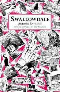 Swallowdale-Swallows-And-Amazons-by-Arthur-Ransome-NEW-Book-FREE-amp-FAST-Deli
