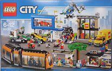 Leg City 60097 Stadtzentrum S-Bahn Heli LKW Coffee-Shop Lego-Shop Auto-Shop NEU