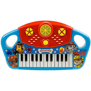 Tastiera Elettronica Pianoforte Piano Disney Pawpatrol 22 Melodie Per Bimbi