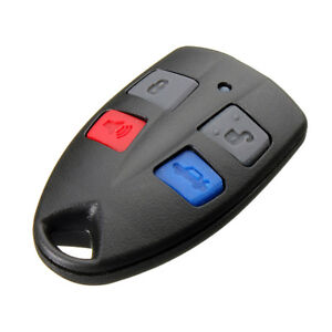 4-Button-Remote-Control-Key-Fob-Entry-For-Ford-Falcon-Sedan-Series-2-amp-3-Only