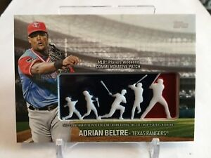 456fa6996 Image is loading 2018-Topps-Series-1-Baseball-Adrian-Beltre-Players-