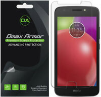 [6-pack] Dmax Armor Hd Clear Screen Protector For Motorola Moto E4