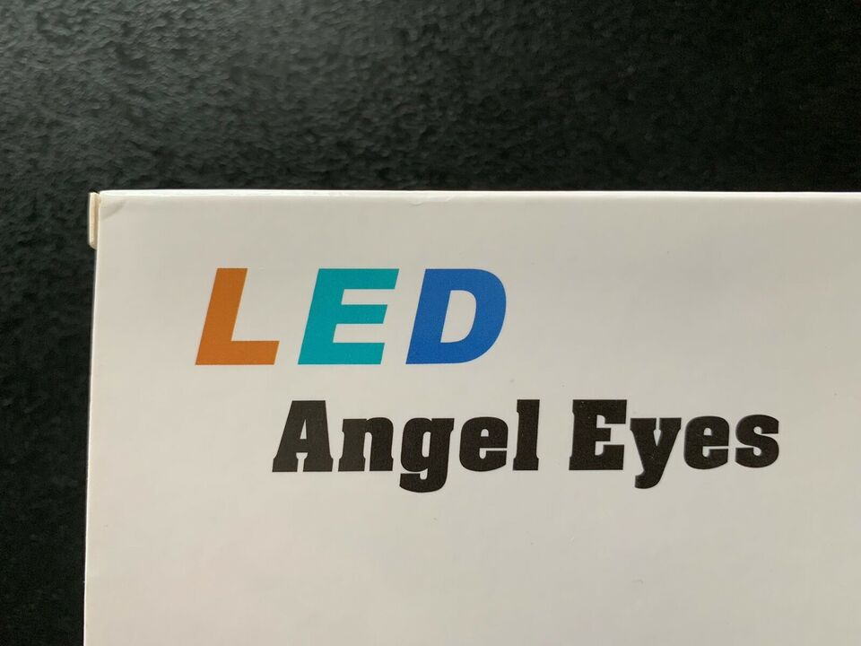 Elektriske Dele, Angel eyes led, BMW E39 E60 og mange flere