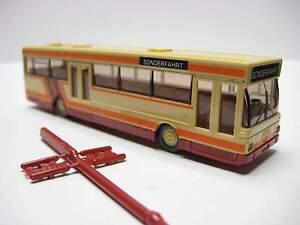 Wiking-Werbemodell-MAN-20-C-Stadtbus-SL-202-hellbeige