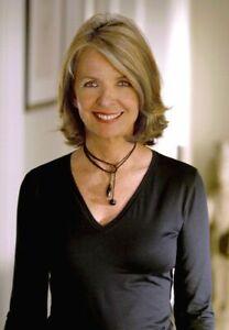 Diane Keaton Somethings Gotta Give Lasso Neckla Blue Sodalite Lariat Necklace