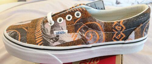 Grey Van ginnastica Girls Doren scarpe Bnib Uk Orange Era Vans da Boys Ladies 3 Hoffman Swqx56nvX