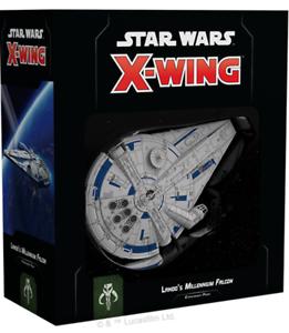 X-Wing Second Edition Lando's B Erweiterungspaket Film- & TV-Spielzeug