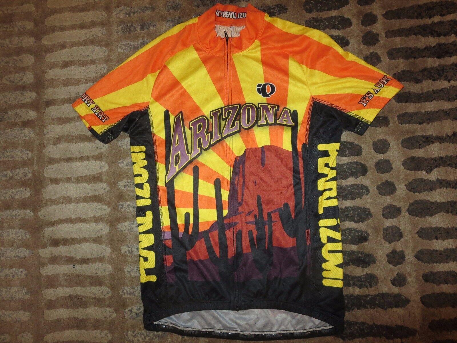 Arizona Ciclismo Pearl Izumi Maglia Sm S Adulti