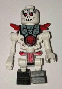 Y16 # LEGO FIGURE MINIFIG Skeleton FRAKJAW 2257