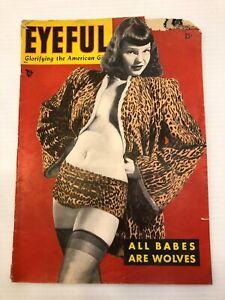 Vintage Eyeful Magazine - February 1950