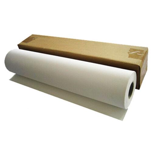 "Water Resistant 100/% Cotton 44/"" x 18m 340gsm Inkjet COTTON Canvas Roll Matte"