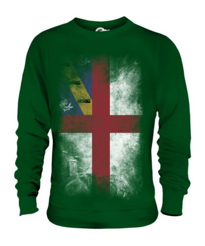 discount HERM FADED FLAG UNISEX SWEATER TOP FOOTBALL GIFT SHIRT CLOTHING JERSEY