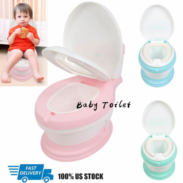 Astounding Kids Potty Training Toilet Toddler Boy Girl Chair Seat Trainer Children Bathroom Caraccident5 Cool Chair Designs And Ideas Caraccident5Info