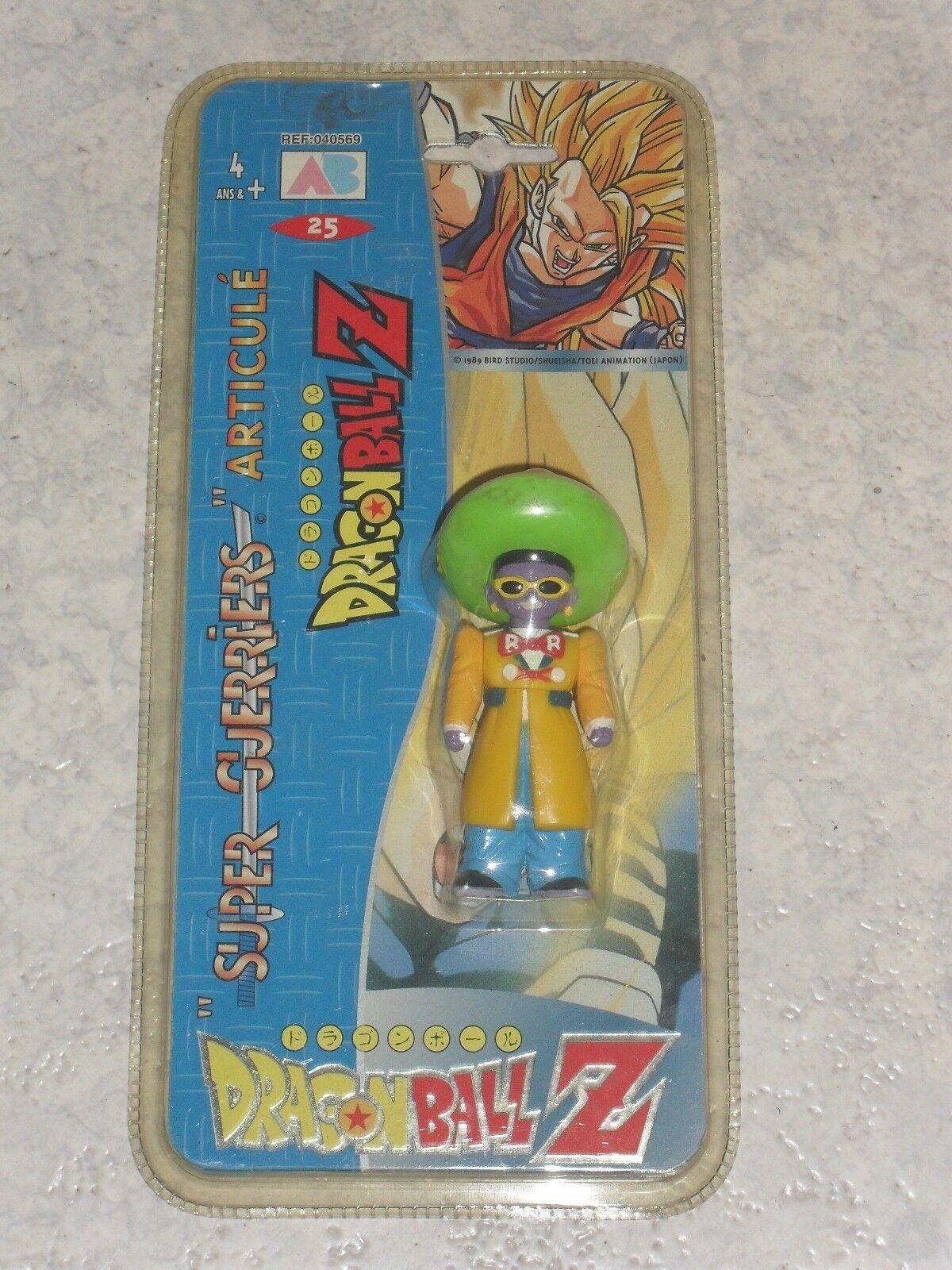 Figurine articulée AB TOYS 25 Dragon Ball Z Z Z   C15 DBZ Dragonball 0efcb0
