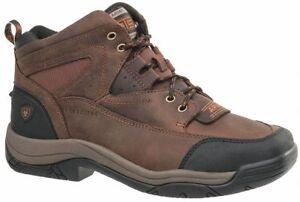 ff59f9bd710 Details about ARIAT Men's Terrain Wide Square Toe Steel Toe Work Boot  10016379 NIB