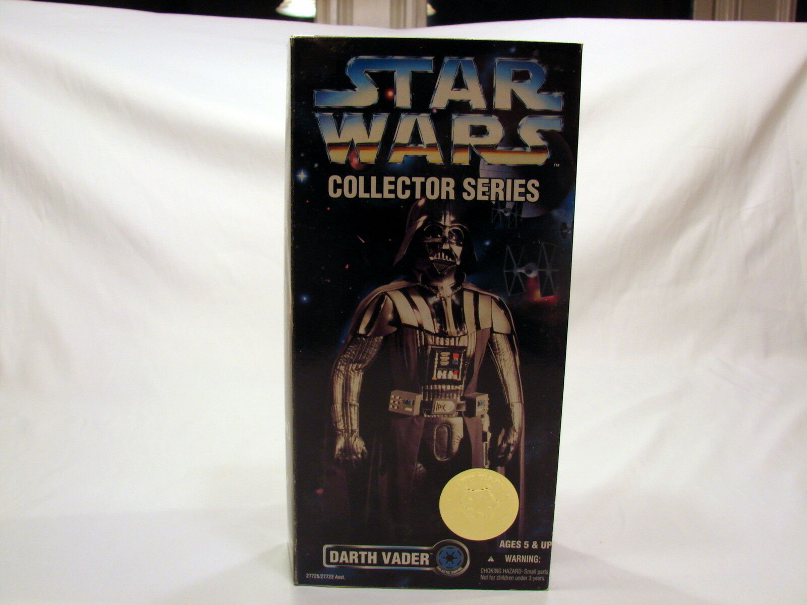 Star Wars Collector Series Darth Vader Vader Vader 12   Kenner Hasbro  MIB 1996 541f3f