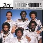 Commodores - 20th Century Masters - The Millennium Collection (The Best of the , 2003)