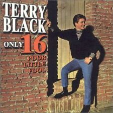 Terry Black - Only Sixteen [New CD] Canada - Import