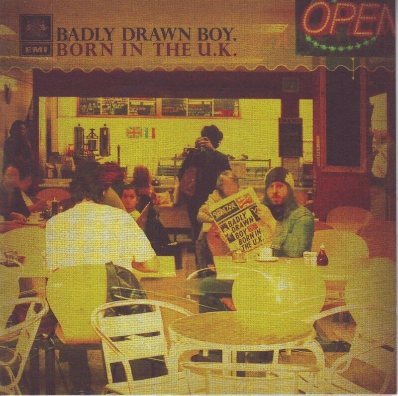 2 Badly Drawn Boy CDs R190 negotiable for both
