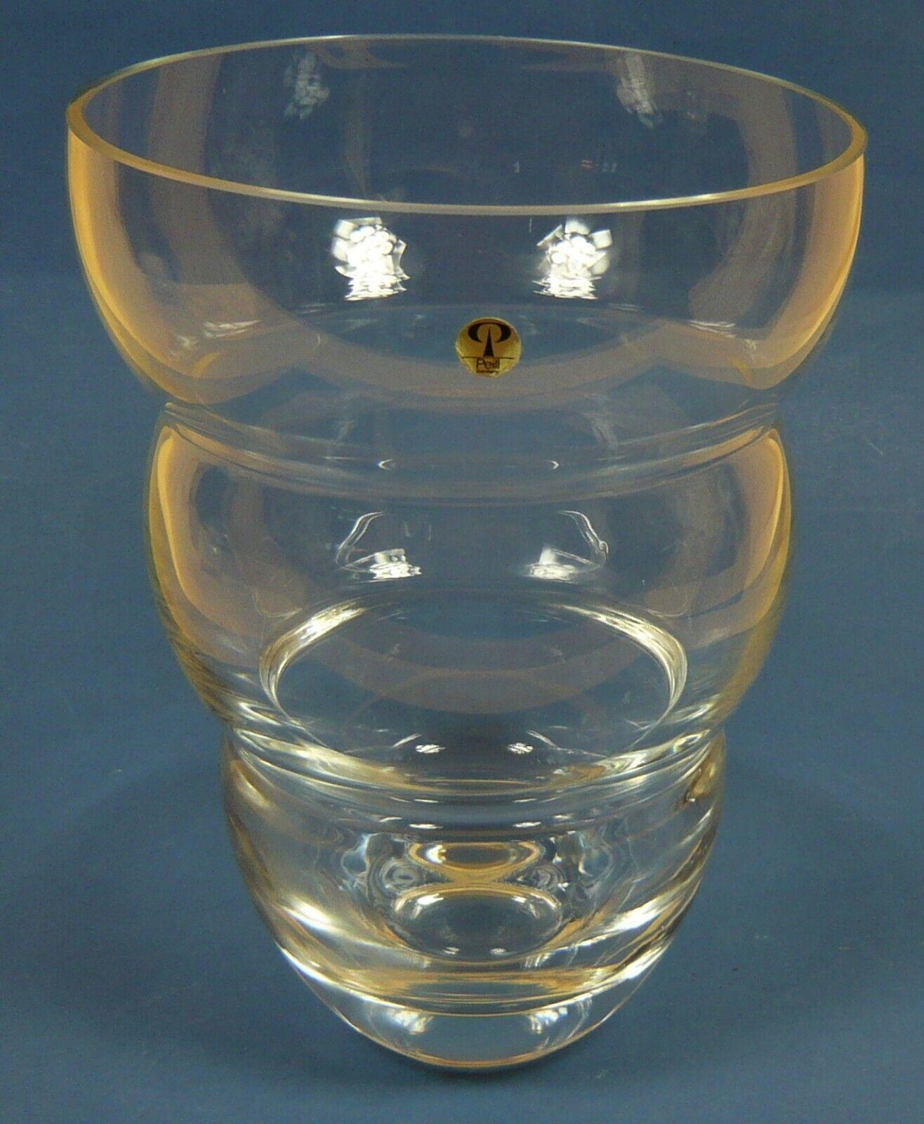 Peill-Grand verre Vase - 25 cm -  15724