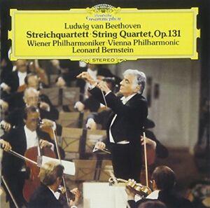 Details about Leonard Bernstein Beethoven String Quartet No 16 & 14 TOWER  RECORDS JAPAN