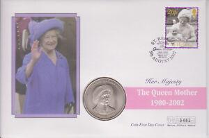 ST-HELENA-PNC-COIN-COVER-2002-QUEEN-MOTHER-MEMORIAL-TRISTAN-DA-CUNHA-COIN-0482