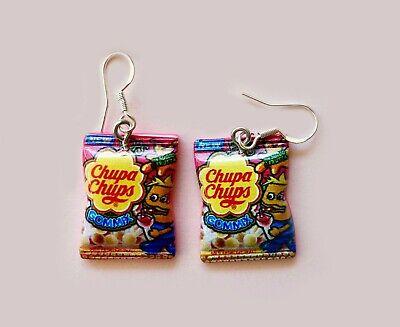 Chupa Chups earrings