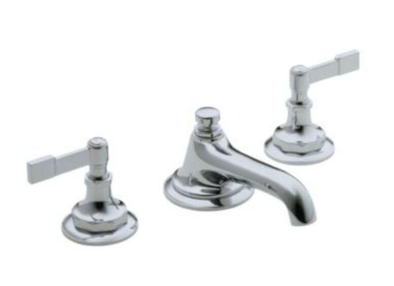 Kallista S Ver Stil Series P24300 00 Cp Single Control Faucet Chrome Finishing For Sale Online Ebay