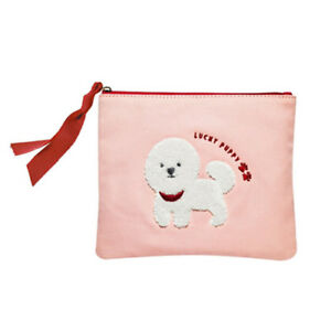 ETUDE-HOUSE-Lucky-Puppy-Pouch-Bichon-Prize-1EA-200mm-x-160mm