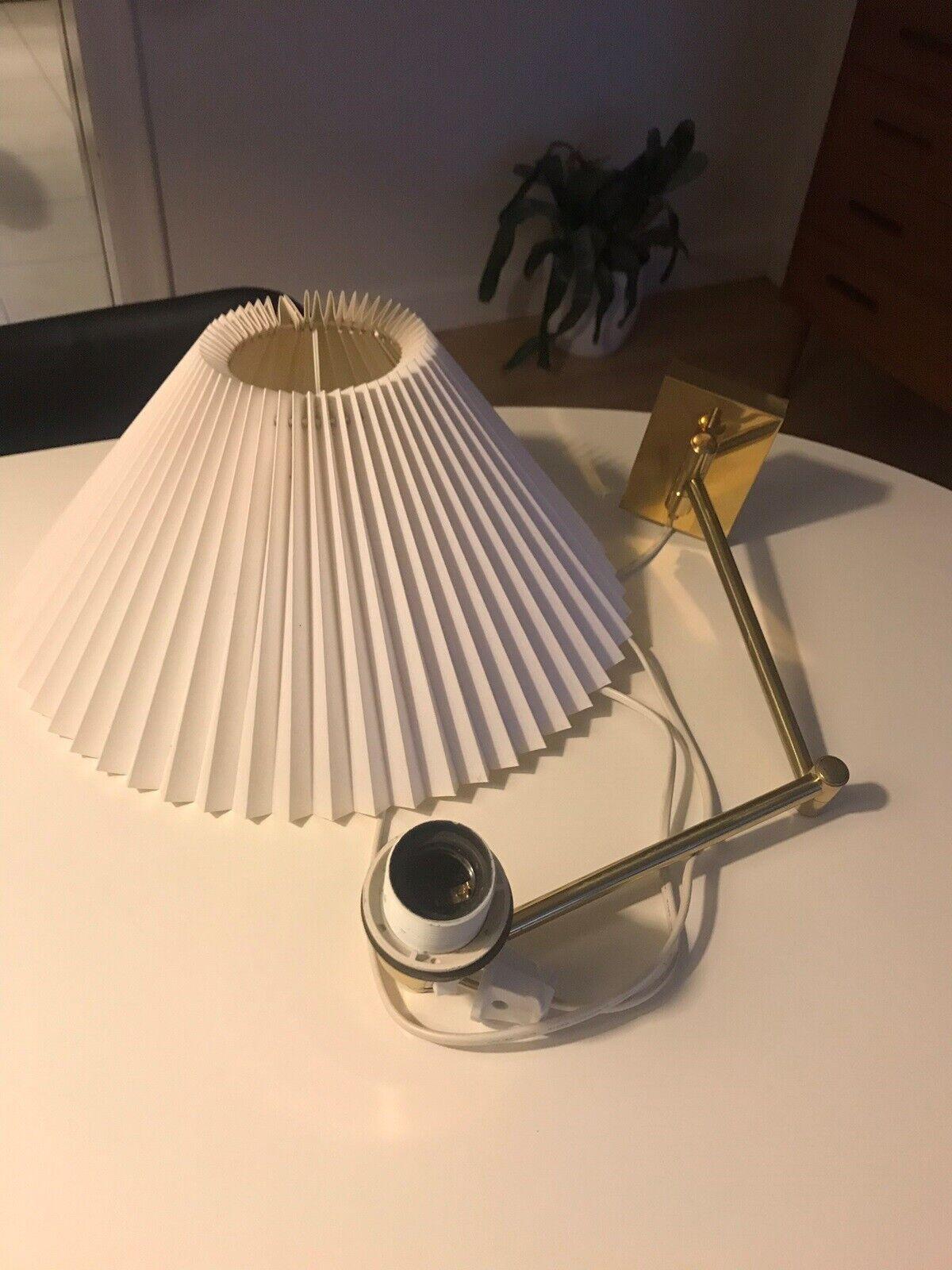 Lampe, Messingsvingarm – dba.dk – Køb og Salg af Nyt og Brugt