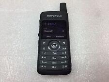 Motorola Sl7550 Uhf Mototrbo Two Way Dmr Digital Radio 450 512mhz Aah81tcn9na2an