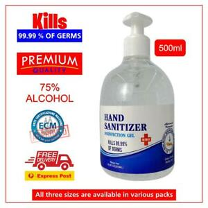 500ML-Instant-Hand-Sanitiser-Gel-Anti-Becterial-75-Alcohol-Base-Kills-99-99