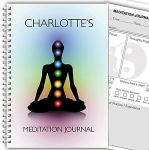 how to write a meditation journal