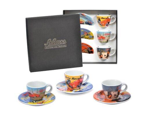 Schuco 09868-3er Set Schuco Espresso Tassen Nr.1 Neu