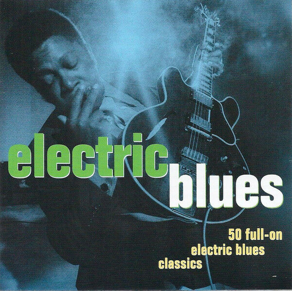 ELECTRIC BLUES (Various Artists) 2CD