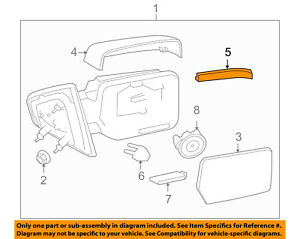image is loading ford-oem-f-150-door-side-rear-view-