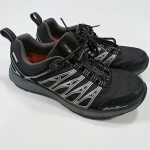 130-Men-039-s-Eddie-Bauer-Highline-Trail-Pro-Shoe-Size-9-5-Cinder-NEW-Style-3483