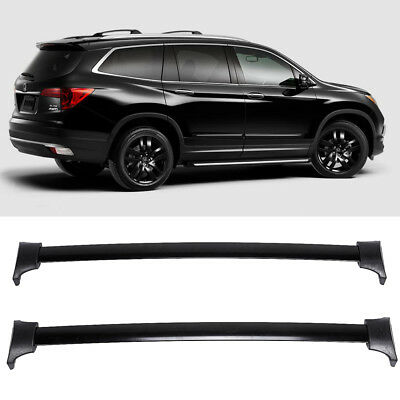Roof Rack Cross Bar Luggage Carrier Fit For 2016 2019 Honda Pilot Us Shipping Ebay