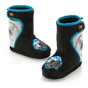 0be2288227 BRAND NEW! Disney Store STAR WARS DARTH VADER Soft Boots Slippers ...