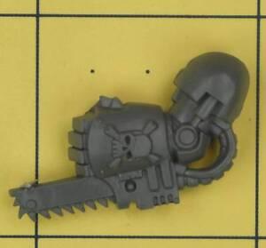 Warhammer 40K Space Marines Terminators Squad chainfist (B)  </span>