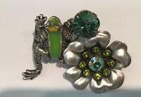 La Contessa Frog Ring Made In The Usa